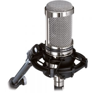 Jual Microphone Condenser Audio Technica AT2020 V