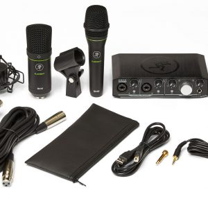 Paket Alat Podcast Recording Mackie Producer Bundle