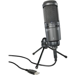 Microphone AT2020USB+