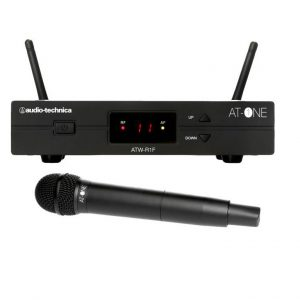 Microphone Wireless System Audio Technica AT-ONE ATW13