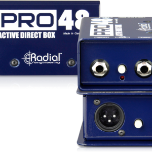 Gambar Utama Radial Pro48 direct box
